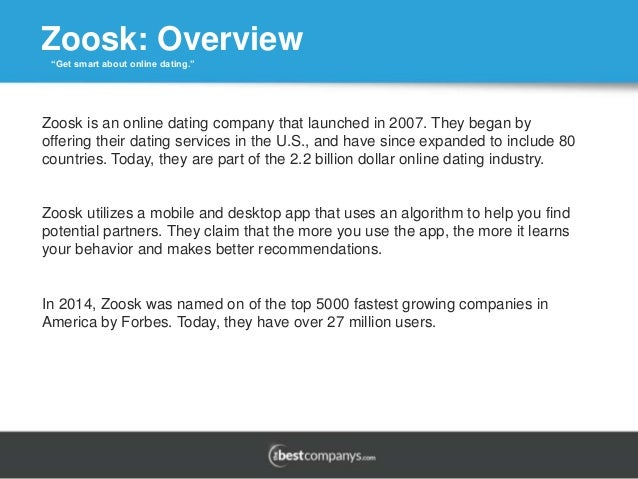 Zoosk online dating reviews