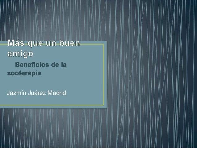 Jazmín Juárez Madrid