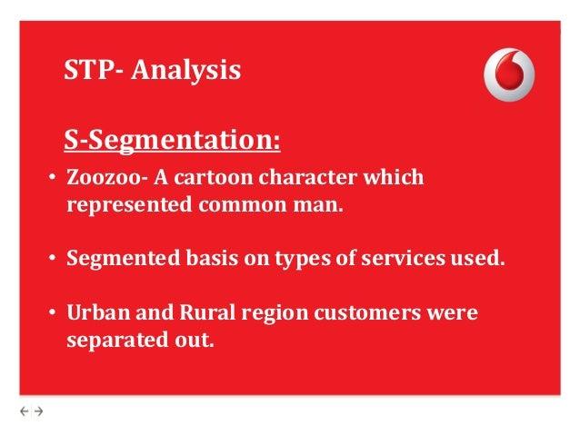 Vodafone Stp Analysis