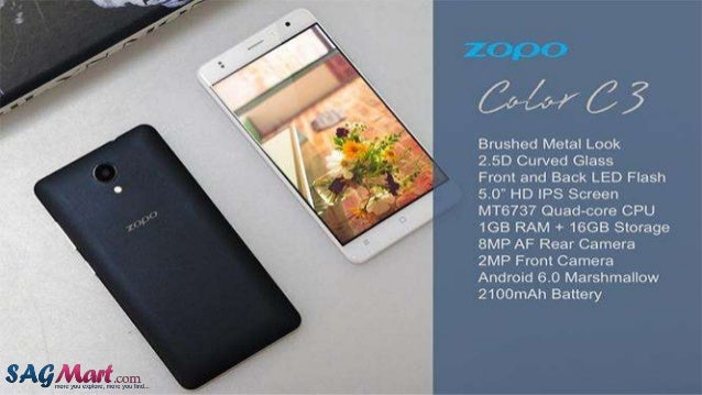 Zopo color c3 launched 4 g smartphone with multi account app feature at rs.9,599  Slide 2