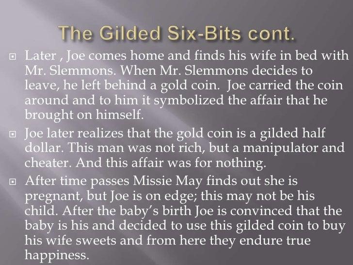 gilded 6 bits
