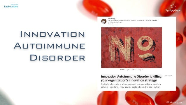 The will The bulb of innovation. @lucienengelen image bulb: pawnile.deviantart.com ©lucienengelen 2017 The End of the begi...