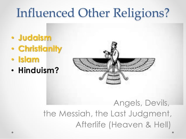 essay about zoroastrianism Free term papers & essays - comparision of judaism and zoroastrianism, religion.