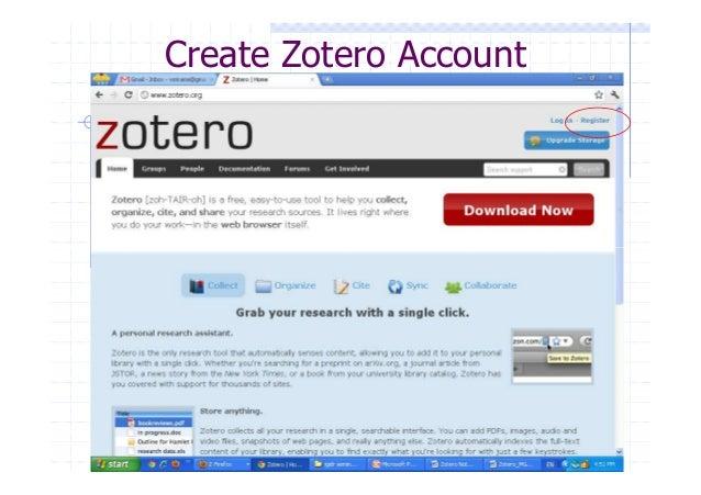 how to add zotero to firefox