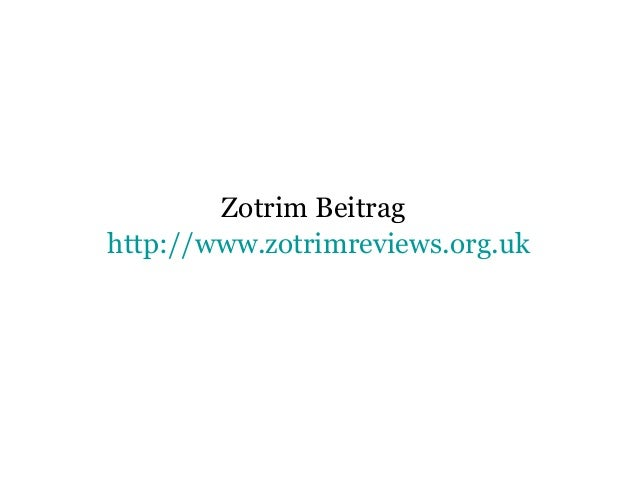 Zotrim Beitrag http://www.zotrimreviews.org.uk