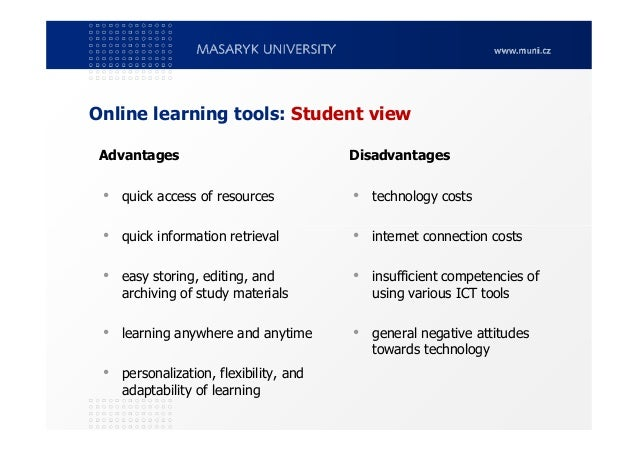 the downside of online schooling of jeff Prospective students searching for pros and cons of online education found the following related articles, links, and information useful.