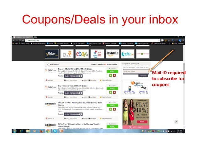 Voxpop coupons