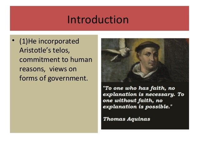 thomas aquinas and aristotle s metaphysics The book of causes, highly influential in the medieval university, was commonly, but incorrectly, understood to be the completion of aristotle's metaphysics it was thomas aquinas who first judged it to have been abstracted from proclus' elements of theology , presumably by an unknown arabic author, who added to it ideas of his own.