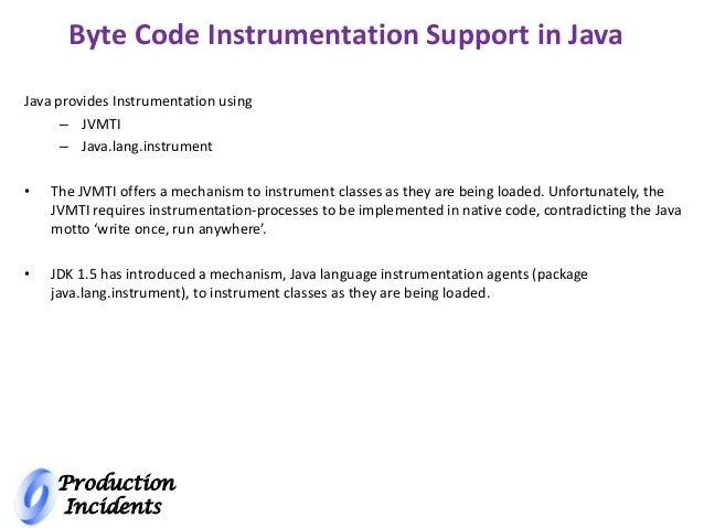 Java Profiling