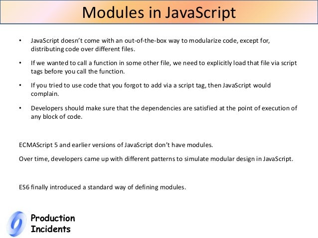 JavaScript Module Loaders