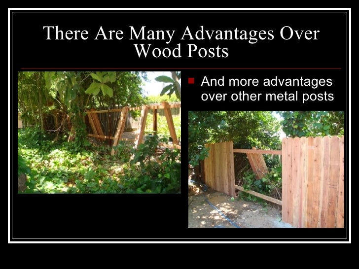 posts are easy to set and frame with ease 7
