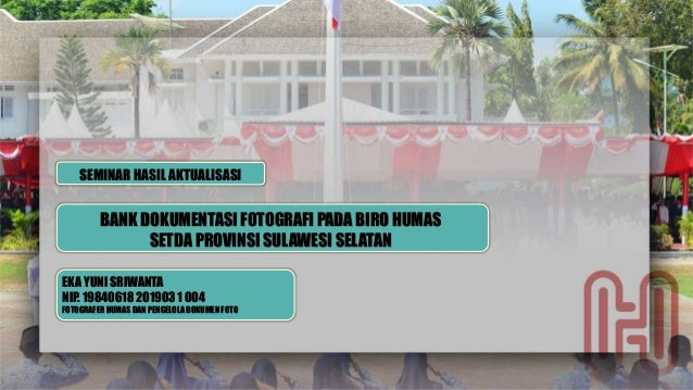 Power Point Untuk Presentasi Laporan Aktualisasi Habituasi Latsar Cpns