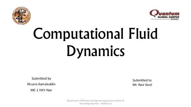 computational fluid dynamics cfd rh slideshare net Engineering Solutions Manual Math Solution Manual