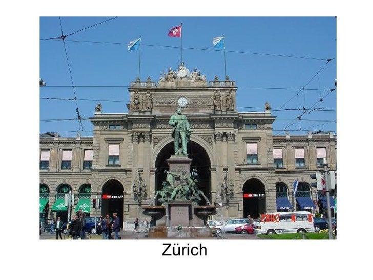 Zürich   Pilar Slide 2