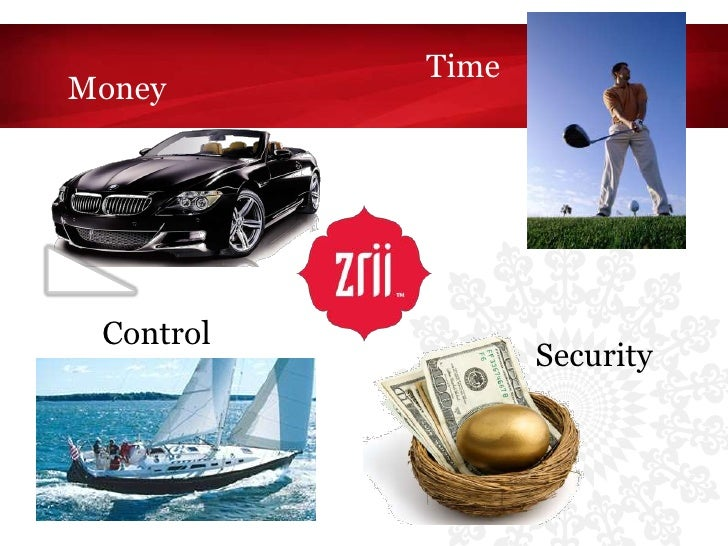 Time<br />Money<br />Control<br />Security<br />