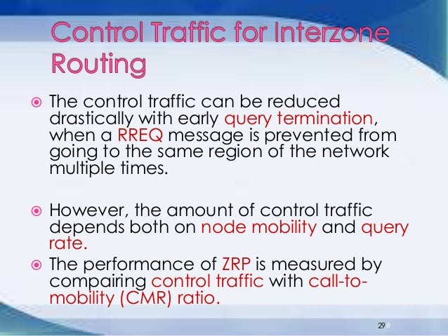 zone routing protocol Scalable unidirectional routing with zone routing protocol (zrp) extensions for mobile ad-hoc networks prasun sinha ♣, co-ordinated sciences laboratory.