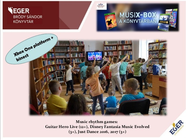 Conductor Game: Fantasia: Music Evolved Players conduct a broad range of musical pieces - from centuries - old symphonies ...