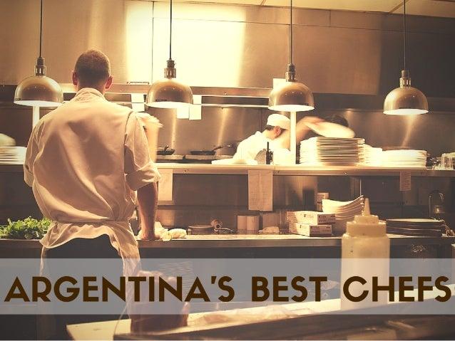 Argentina's Best Chefs Zsolt Agárdy