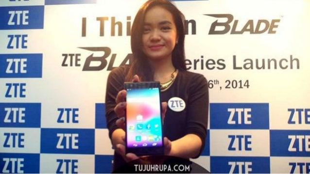 Thank you  Imam Mahmudi  TUJUHRUPA.com  *materi idi slide ni didapat saat hadir di launching ZTE Blade