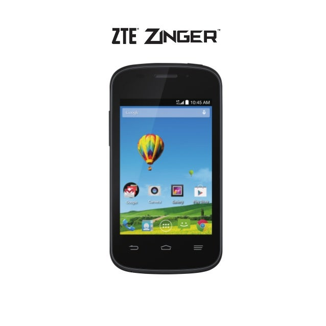 http://www.ztedevice.com User Manual and Safety Information