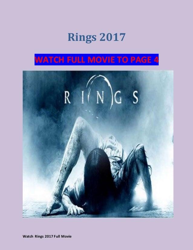 watch rings 2017 full movie hd online free