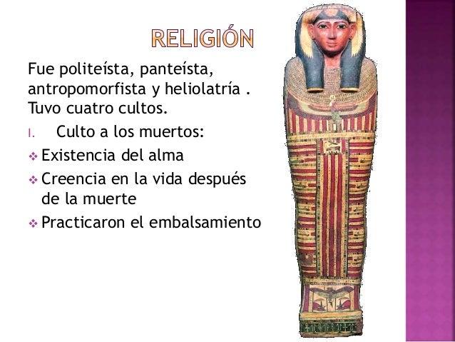 III. Culto a los dioses locales:  Cada nomo tenía sus dioses  Se hizo popular la triada de Abydos:  Osiris (dios creado...