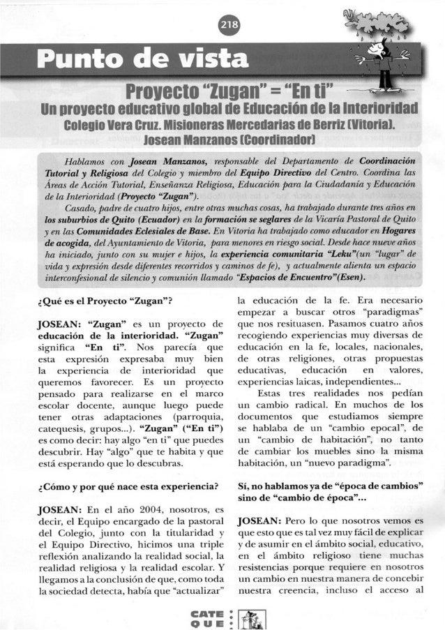 Zugan - Proyecto de interioridad
