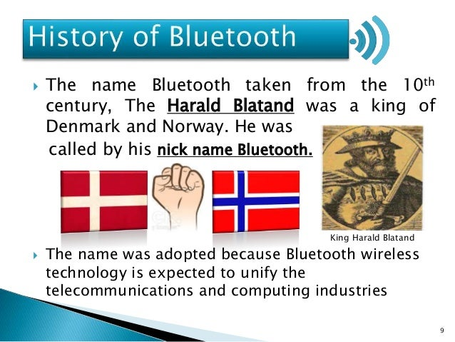 an analysis of the wireless signal and the invention of bluetooth devices Chapter 9: wireless network security an attack that sends unsolicited messages to bluetooth-enabled devices spectrum with extraneous rf signal noise that.