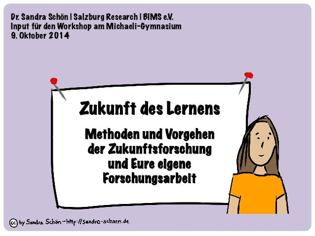 Dr. Sandra Schön | Salzburg Research | BIMS e.V.
