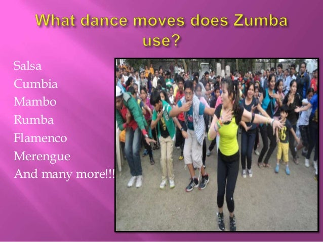 zumba moves for weight loss