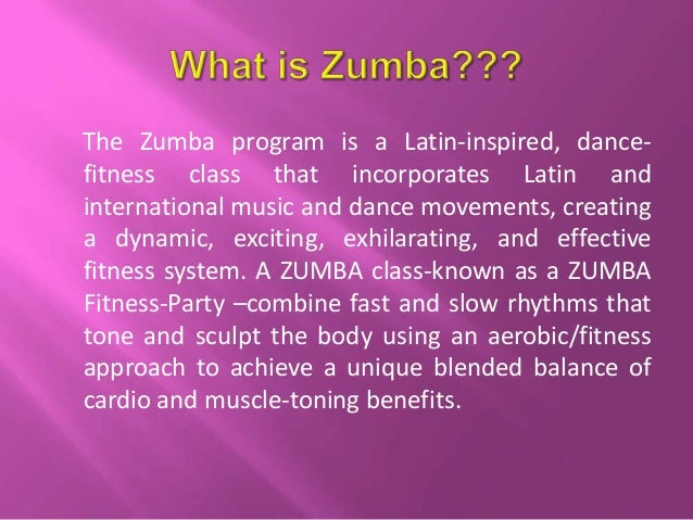 Zumba ppt 6 toneelgroepblik Choice Image