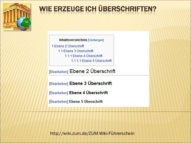 http://wiki.zum.de/ZUM-Wiki-Führerschein