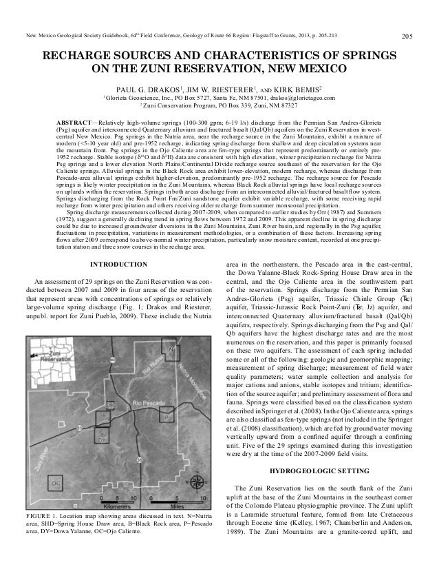New Mexico Geological Society Guidebook, 64th Field Conference, Geology of Route 66 Region: Flagstaff to Grants, 2013, p. ...