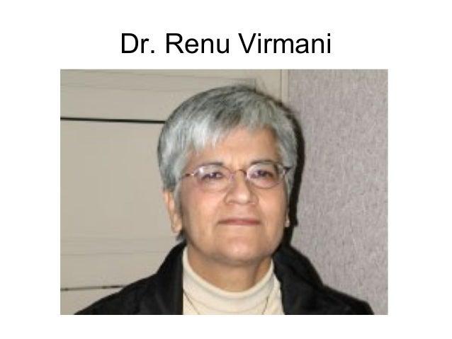 Dr. Renu Virmani