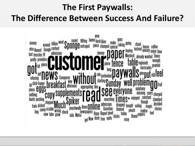 Paywall 2 0 The Reinvention Of Media