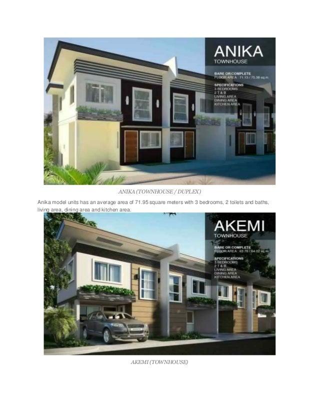 Anika model house
