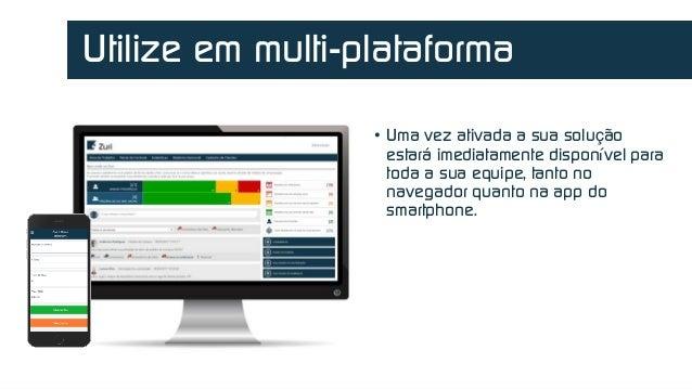Powered by Utilize em multi-plataforma • Uma vez ativada a sua solução estará imediatamente disponível para toda a sua equ...
