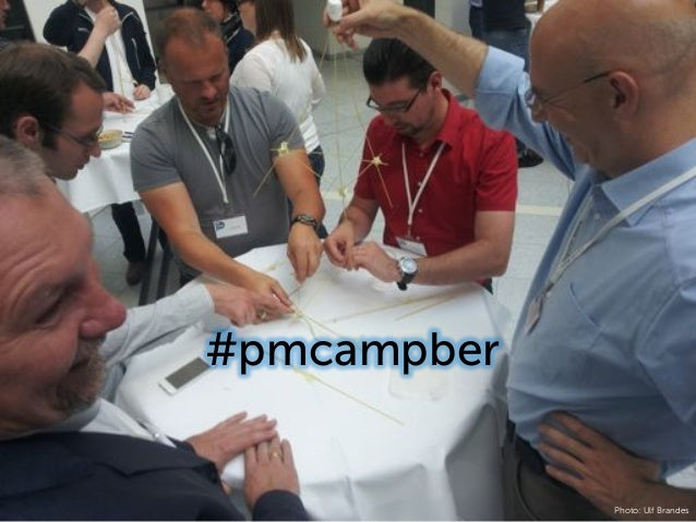 BRANDES & PARTNERS collaborative solutions. #pmcampber Photo: Ulf Brandes