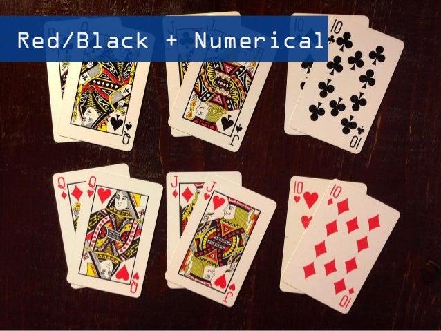 Suit + Numerical