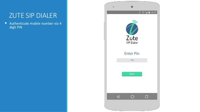 Zute Sip Dialer - White Label SIP Dialer for iOS and Android | VoIP M…