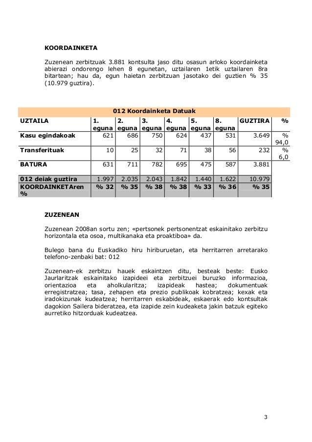 Eusko Jurlaritzak herritarren 478.000 kontsula baino gehiago erantzun ditu urteko lehen sei hilabeteetan Slide 3