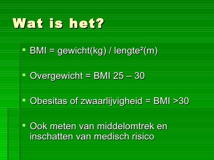 zwaarlijvigheid obesitas overgewicht