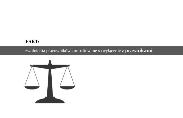 FAKT: zwolnienia pracowników konsultowane są wyłącznie z prawnikami