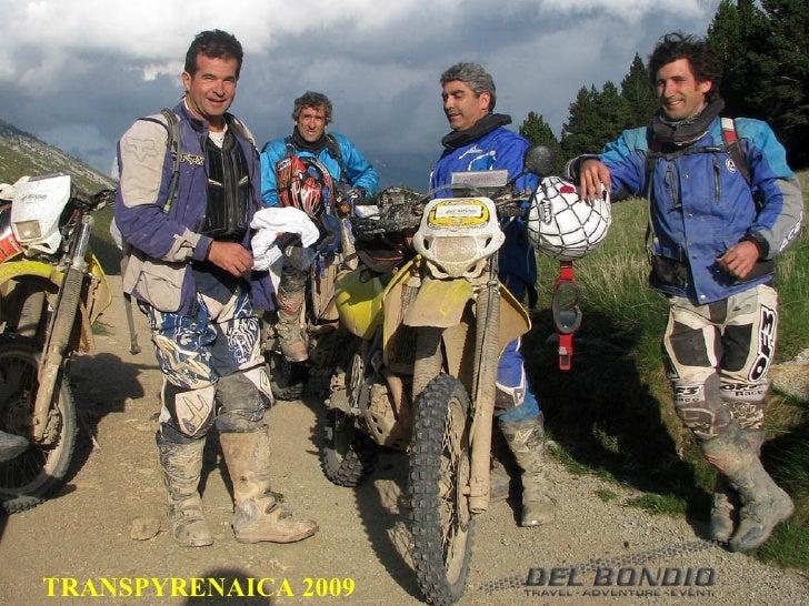 TRANSPYRENAICA 2009