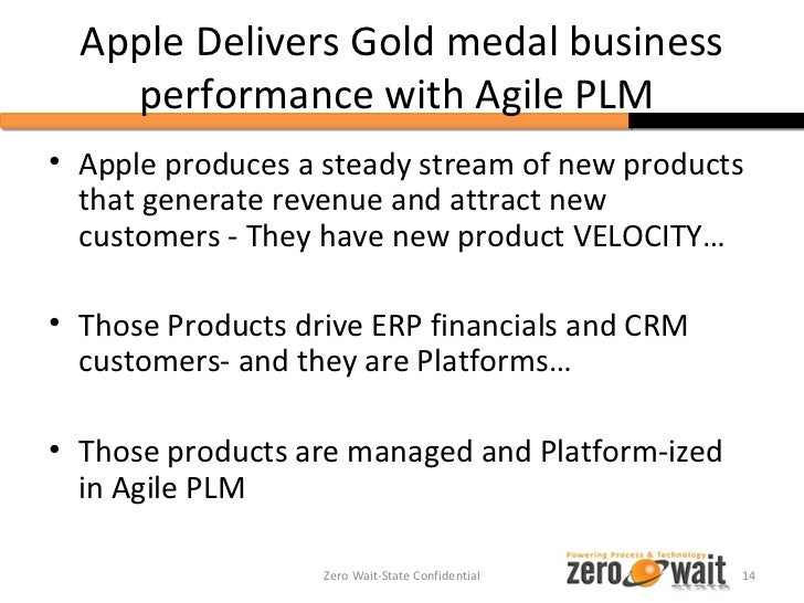 apple operational excellence