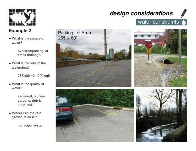 Rain Garden Design and Installation Manual
