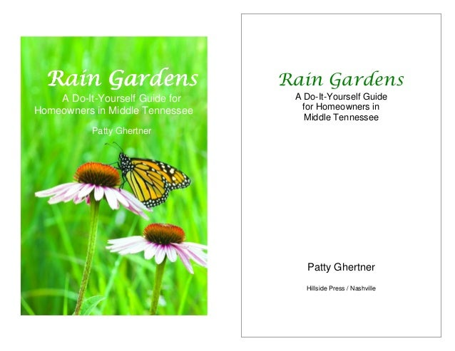 Tennessee Rain Garden Manual