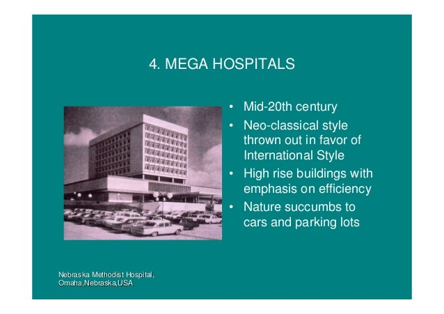 Healing Gardens in Hospitals ~ The Architecture of Hospitals