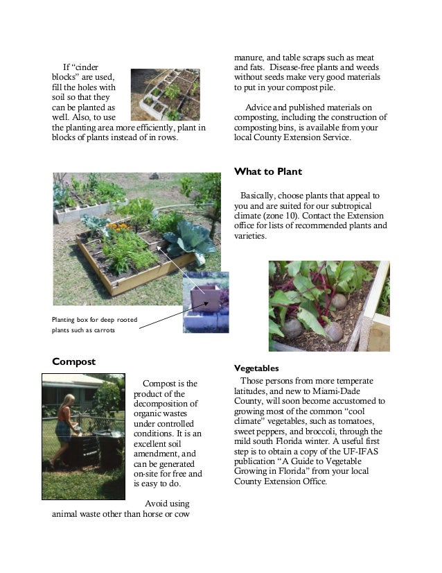 a guide to raised bed gardening pdf