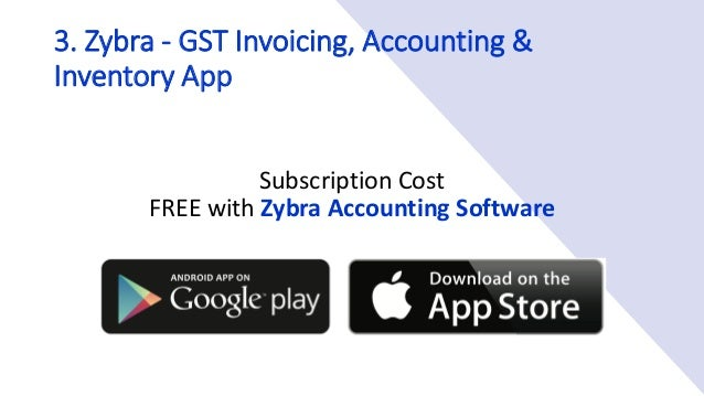 Zybra Accounting - Software Features & App